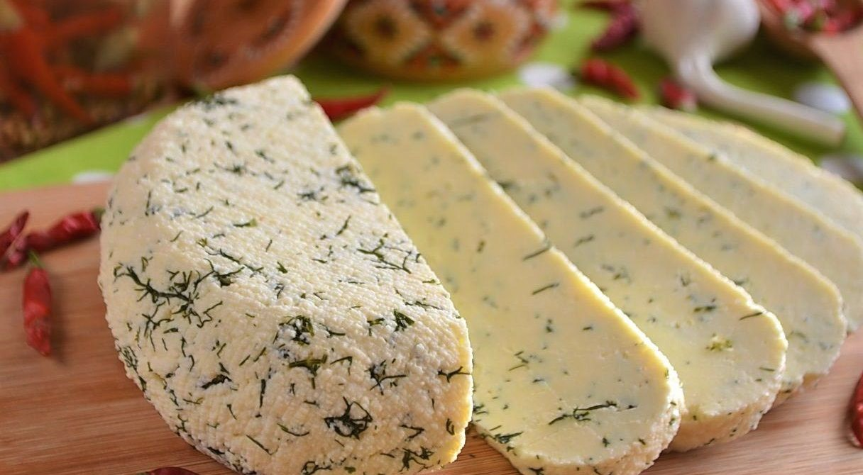 Адыгейский сыр фото 1