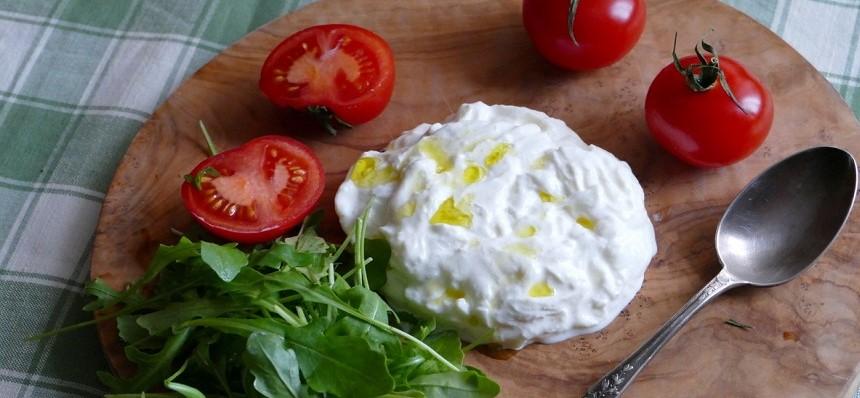Страчателла рецепт сыра в домашних условиях