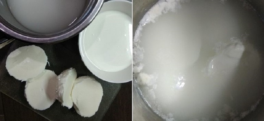 Страчателла рецепт сыра в домашних условиях 4
