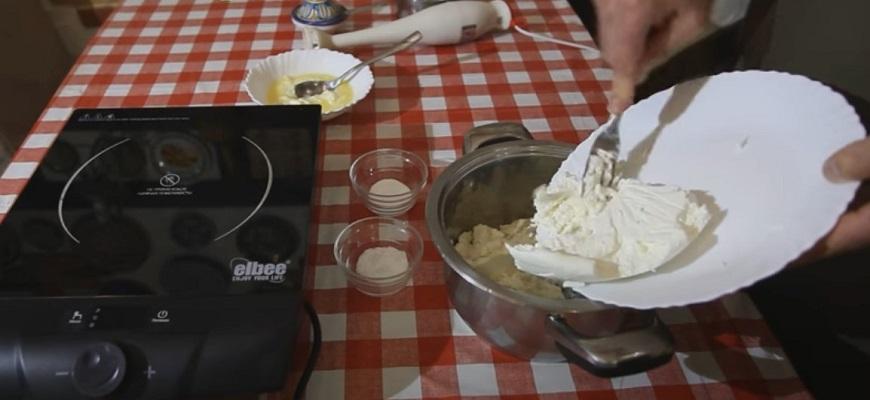 приготовление плавленного сыра дома 2