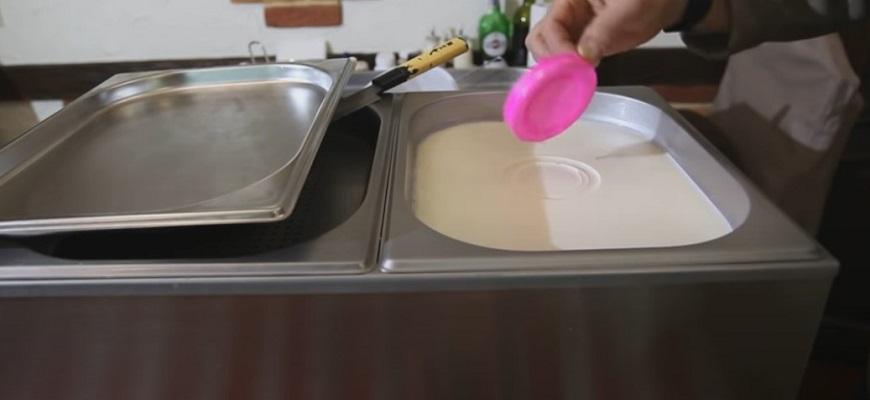 Приготовление сыр чечил дома 2
