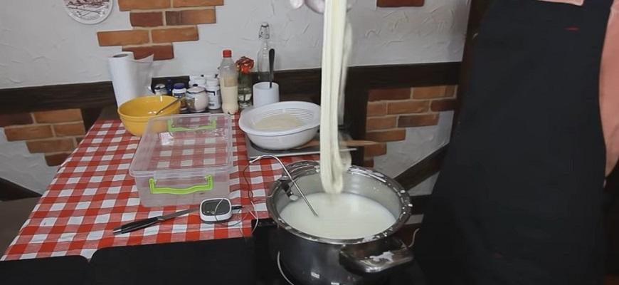 рецепт сыра буратто в домашних условиях 1