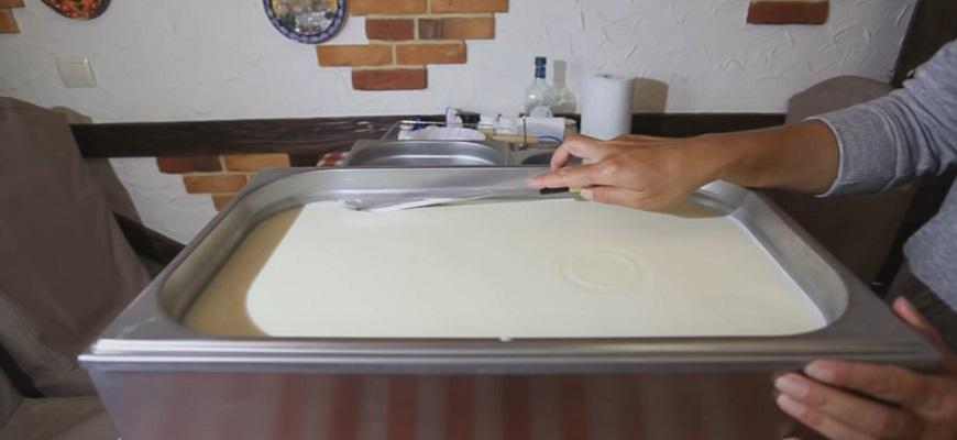 приготовление сыра сулугуни в домашних условиях 3