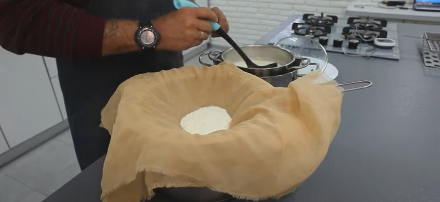 приготовление маскарпоне в домашних условиях 3
