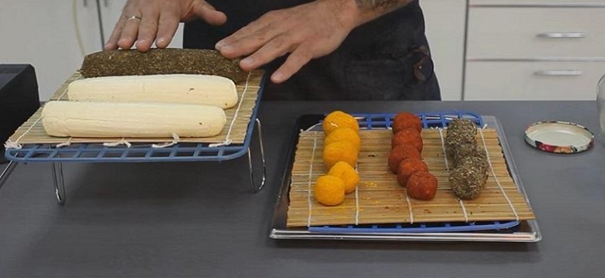Рецепт сыра шевр в домашних условиях 4