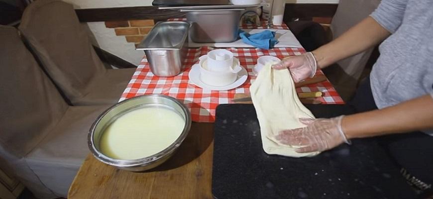 приготовление сыра сулугуни в домашних условиях 6
