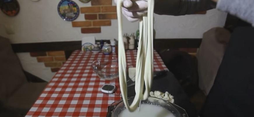 Приготовление сыр чечил дома 10