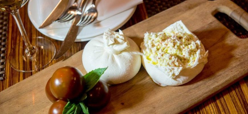 рецепт сыра буратто в домашних условиях