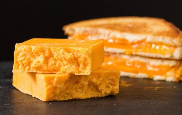 Сыр чеддер в домашних условиях: рецепт