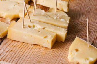 рецепт сыра грюйер в домашних условиях