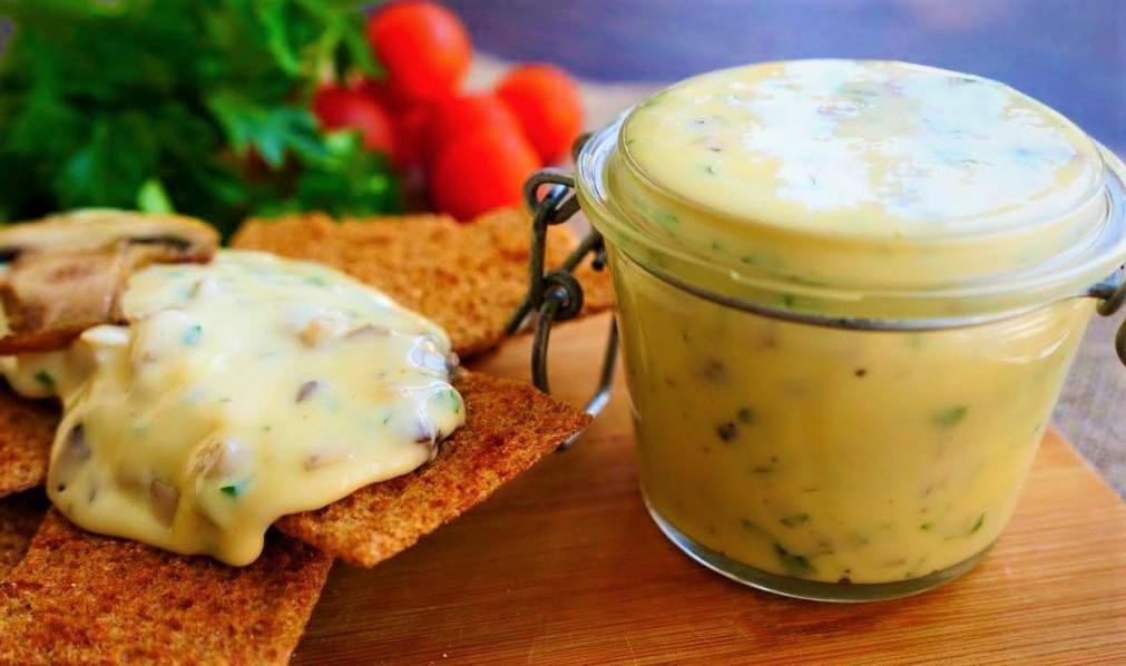 приготовление плавленного сыра дома 1