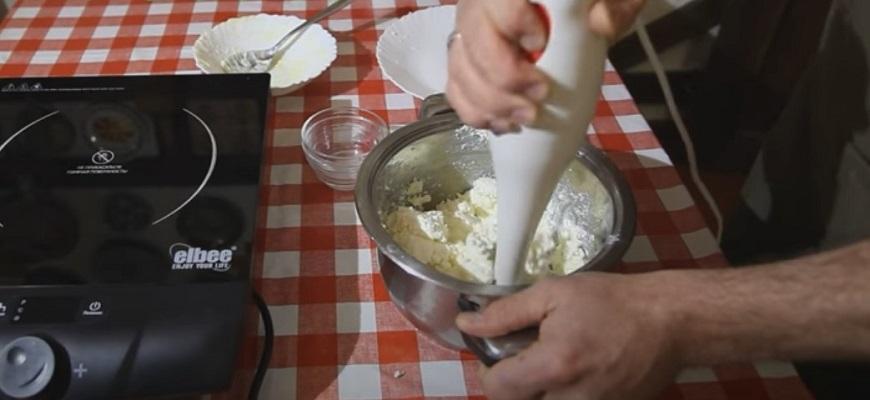 плавленый сыр рецепт 2
