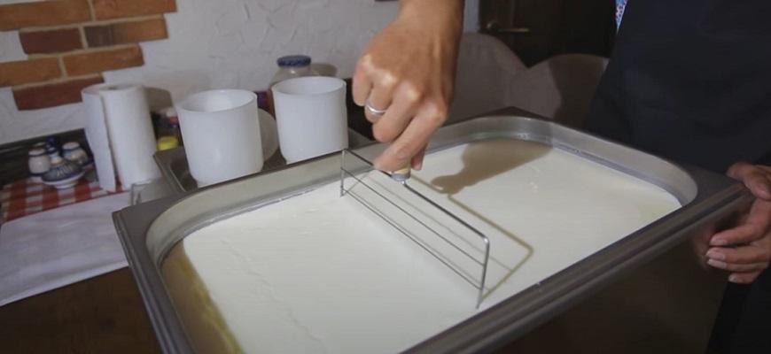приготовление голландского сыра 3
